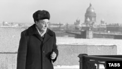 Вадим Шефнер. Фото 23 ноября 1985 г