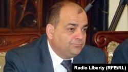 ویس احمد برمک وزیر پیشین داخله افغانستان