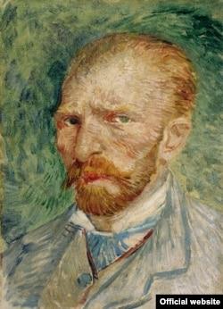 Van Gogh, Autoportret, 1887 (Foto: prin curtoazie Muzeul Städel, Serviciul de presă)