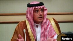 Saudi Foreign Minister Adel al-Jubeir. File photo