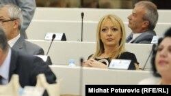 Aleksandra Pandurević, foto Midhat Poturović