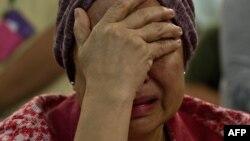 """У этой женщины из Малайзии на борту потерпевшего катастрофу """"Боинга"""" находилась сестра"""