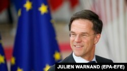 Нидерландският премиер Марк Рюте