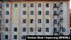 Здание хлебокомбината