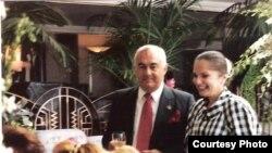 СССР-дан АҚШ-қа қоныс аударған эммигрант Эда Горбис.