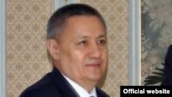 Рустам Азимов в бытность заместителем премьер-министра Узбекистана.