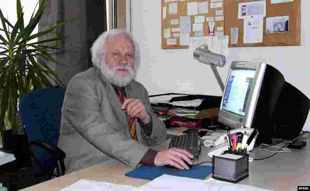 Петр Вайль, Прага, февраль 2006