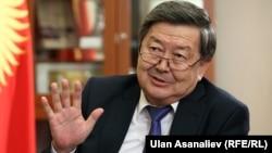Kyrgyz Prime Minister Jantoro Satybaldiev