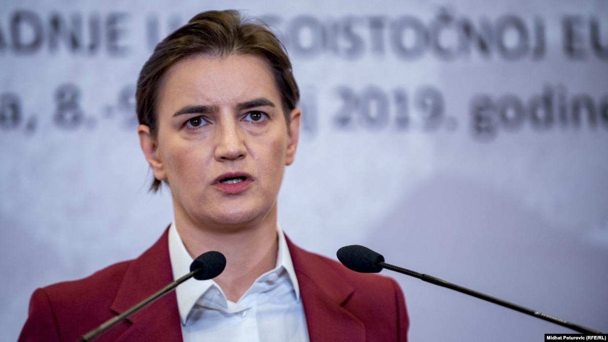 Lesbian PM Or Not, Serbia Blocks Gays' Path To Parenthood