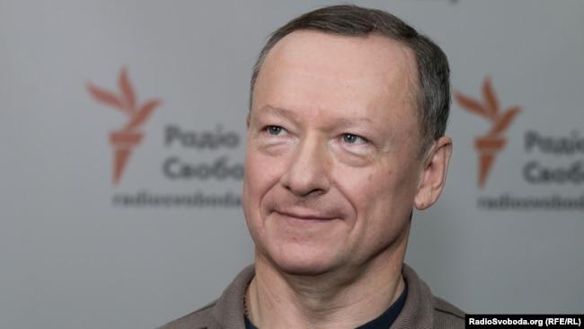Михайло Савва, голова ради Експертної групи «Сова»