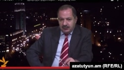 Секретарь парламентской фракции АРФ «Дашнакцутюн» Агван Варданян (архив)