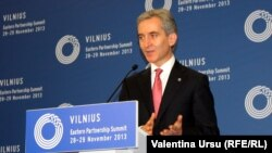 молдавскиот премиер Јурие Леанча
