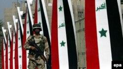 نیروهای امنیتی عراقی، در حال توسعه و تقویت خود هستند.