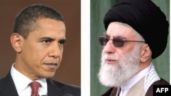 Besides this latest reported letter, President Barack Obama (left) has purportedly written to Iranian Supreme Leader Ayatollah Ali Khamenei (right) on three previous occasions.