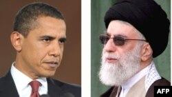 Barack Obama i ajatolah Ali Hamenei