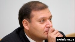 Харьков вилояти губернатори Михаил Добкин.