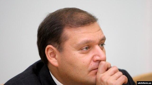 Харьковский губернатор Михаил Добкин