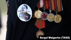 Медаль к 140-летию Сталина