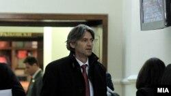 лидерот на Алијанса на Албанците, Зијадин Села