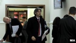 Архива: Лидерот на Алијанса на Албанците Зијадин Села.