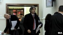 Архива: лидерот на Алијансата за Албанците Зијадин Села.