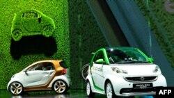 Новые автомобили на Франкфуртском автосалоне. 13 сентября 2011 г