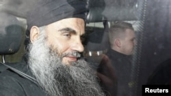Abu Qatada is a Jordanian of Palestinian origin.