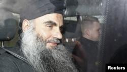 Радикалниот исламски свештеник Абу Ќатада