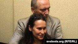 Вольга і Ўладзімер Някляевы