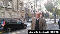 Zoran Živković dolazi na sastanak
