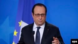 Франсуа Алянд