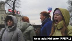"""Акция в поддержку """"Единой России"""" довела ее участников до изнеможения"""