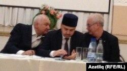 Сулдан: Илдар Гыйлметдинов, Рушан хәзрәт Аббасов, Азат Әхтәриев