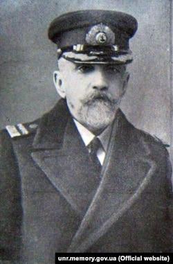 Генерал-хорунжий, командувач Військово-морських сил УНР Володимир Савченко-Більський