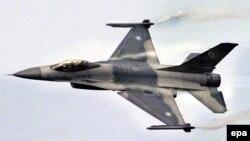 борбен авион од типот Ф16