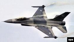 طائرة إف 16 التي تعاقد العراق على شرائها