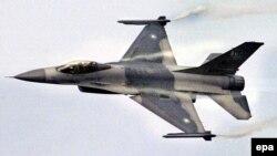المقاتلة الأميركية F-16