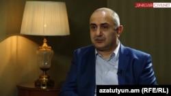 Бывший командующий Армией обороны Нагорного Карабаха Самвел Бабаян (архив)