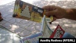 Əhalidə lotereya oyunlarına daha çox inamsızlıq var