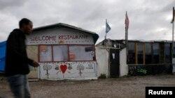 """Migrantski i izbjeglički kamp u Kaleu """"Džungla"""""""