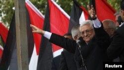 Мамуд Аббас, один из лидеров Палестинской автономии