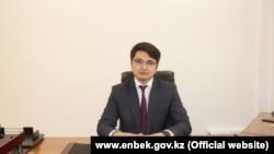 Нариман Мукушев, вице-министр труда и социальной защиты населения Казахстана.