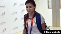 Doping testidan o'tolmasdan London Olimpiadasidan haydalgan o'zbekistonlik yengil atletikachi Luiza Galiulina.