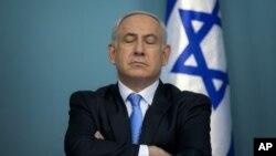 بنیامین نتانیاهو، نخست وزیر اسرائیل.