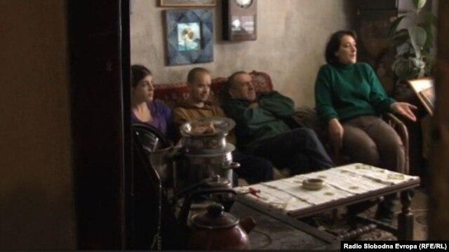 Porodica Suljević na okupu