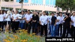 В этом году в вузы Узбекистана документы подали почти 950 тысяч абитуриентов.