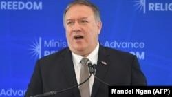 Secretarul de stat al SUA atrage atenția că regimul islamic de la Teheran are o lungă istorie în a prezenta minciuni legate de astfel de situații