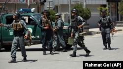 آرشیف/ نیروهای پولیس افغانستان