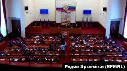 Заседание парламента Дагестана, архивное фото