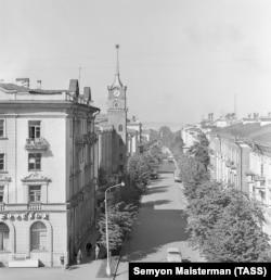 Петрозаводск, 1968 год